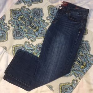 Lucky Brand Sweet N Crop Jeans 4/27